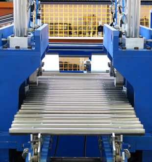 Machines for end-machining