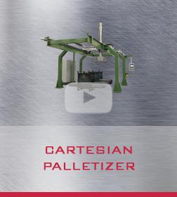 Cartesian Palletizer